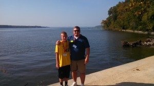 By the Potomac