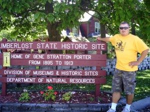 Limberlost State Historical Site